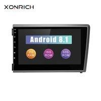Xonrich Авторадио 2 Din Android 8,1 DVD плеер автомобиля с gps ДЛЯ VOLVO S60 V70 XC70 мультимедиа 2000 2001 2004 2003 2002 навигации
