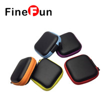Mini Maintain Case Storage Case For Headphones Earphone Earbuds Carrying Exhausting Bag Field Case For Keys Coin Journey Earphone Equipment