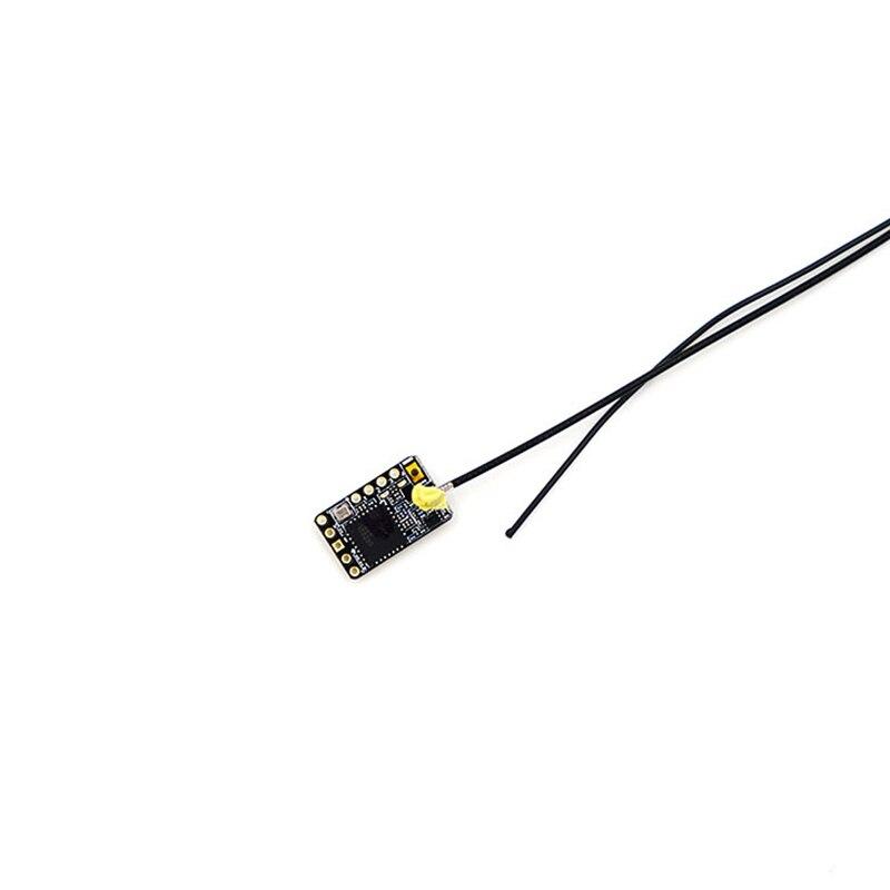 Module émetteur FrSky R9M Lite 900 MHz + antenne Super 8 T montée sur récepteur R9 MM 4/16CH pour pièces quadrirotor de Drone FPV