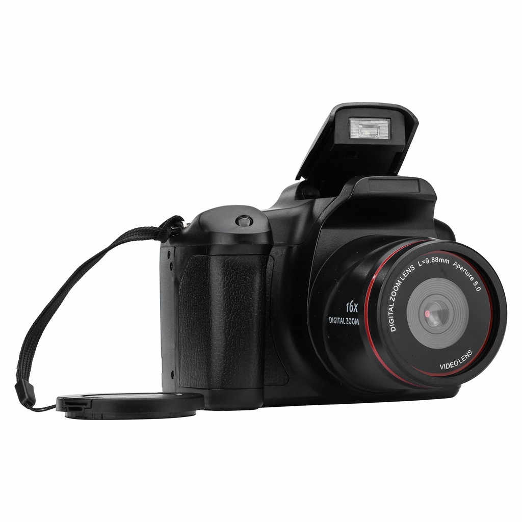 Fabriek Prijs Video Camcorder Full Hd 720P Handheld Digitale Camera Met Microfoon 16MP Max Zoom 2.4 Inch Lcd 19Mar28