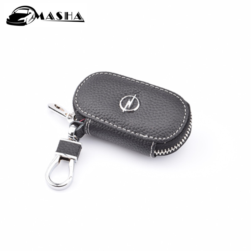New Design Leather car key chain key case key cover For Opel ASTRA J Astra Corsa Antara Meriva Zafira Insignia MOKKA автомобиль б у в москве opel astra