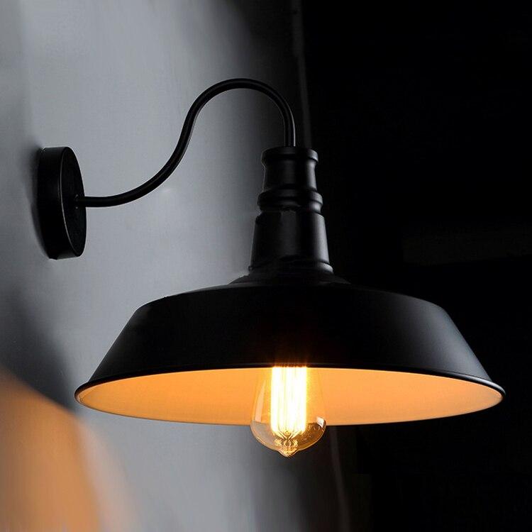 Envío gratis 5028L-Dia26 réplica industrial vintage lámpara de - Iluminación interior