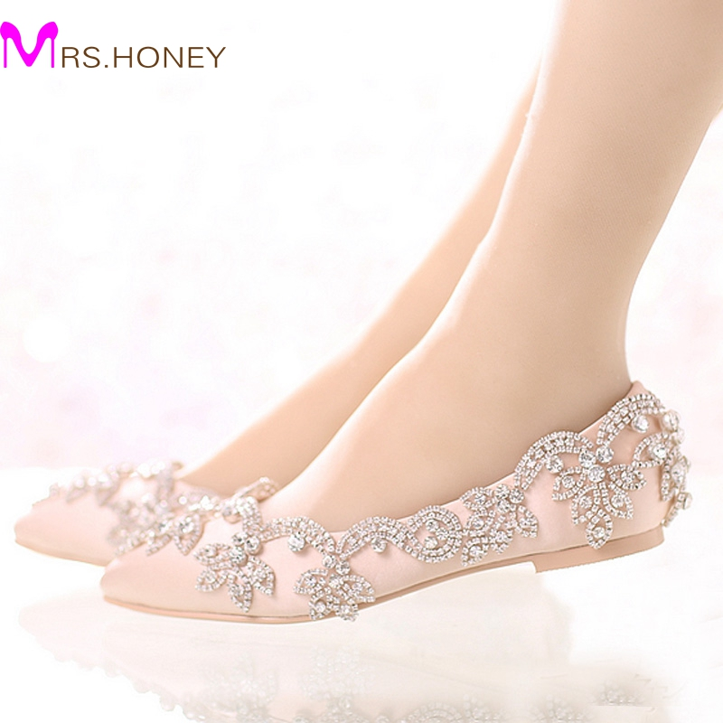 Online Get Cheap Prom Flat Shoes -Aliexpress.com | Alibaba Group