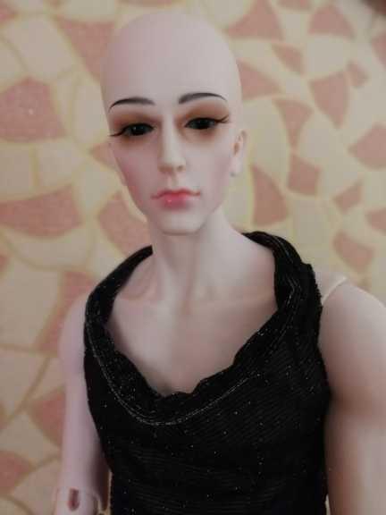 Новое поступление bjd кукла dollid мальчик высокого качества Маленький 3 точки шарнир Кукла свободные глаза