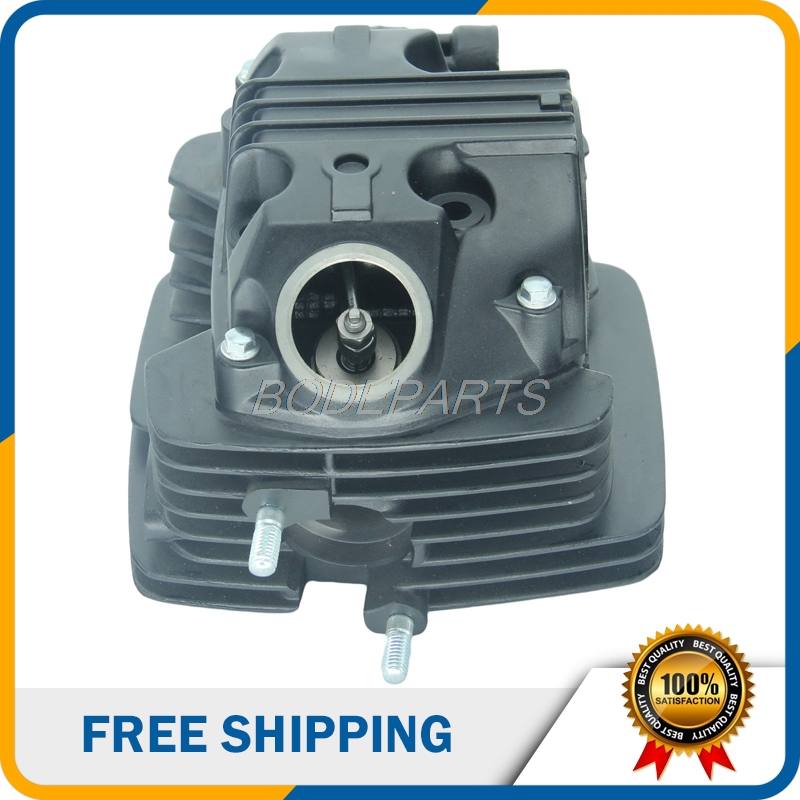 все цены на CB250cc Air-cooled Cylinder Head Spare Parts For Zongshen Loncin Lifan CB250 Air-cooled Off-road Reverse Gear Engine онлайн