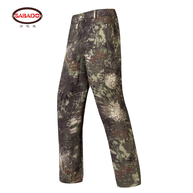 SABADO pantalon cargo homme Tactical Military Pants Men Windproof pantalones trekking ho ...