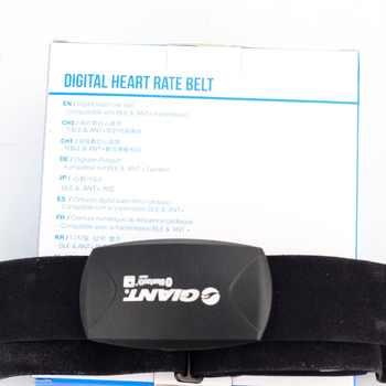 GIANT Bluetooth / ANT+ Digital Heart Rate Belt Computer Running Sport Bike Heart Rate BLE 2 IN 1 HEART RATE BELT Detachable