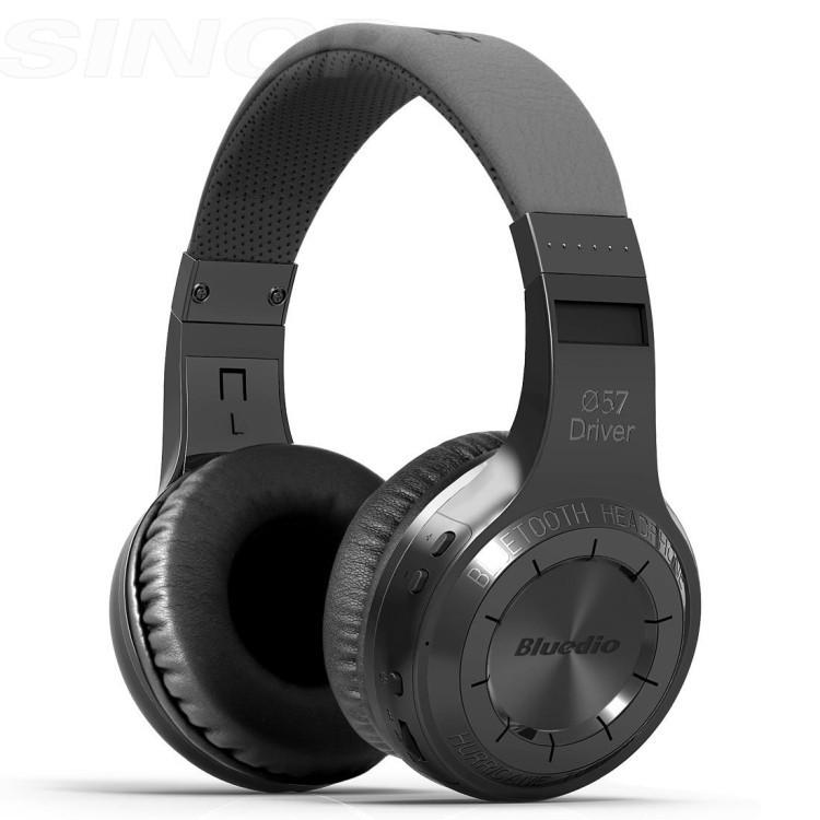 Bluedio H- Mp3 Player Headphones Bests Powerful Bass Stereo Bluetooth Earphone Wireless Subwoofer Blue Tooth Head Phones fones de ouvido (2)