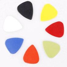 No Logo Blank Guitar Picks 1000 Pcs Colorful PicksChina