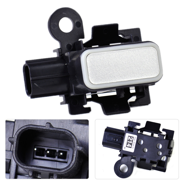 1Pc New Bumper PDC Parking Aid Distance Sensor Fit for Lexus GS350 GS430 GS460 GS450h 89341-44150-C4 8934144150C4 8934144150E2