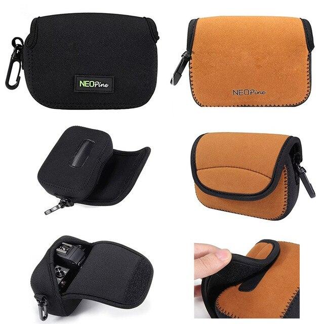 Water Resistance Camera Case Cover Bag for Nikon Coolpix A1000 A900 S9900 Canon G5x Fujifilm X70 Panasonic Lumix LX10 LX15 LX7