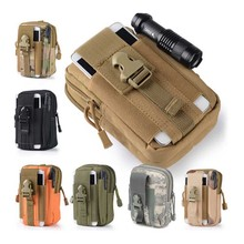 Hot Tactical Oxford Running Waist Belt Bags Wallet Pouch Soft back Outdoor Sport Pack EDC Military Travel Camping Hiking Bags JC