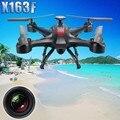 2016 Nova XINLIN Zangão QuadCopter Dron 5.8 GHz FPV HD 2MP CAM 2.4 GHz 4CH 6 Eixos Modo 2 Helicóptero Giroscópio Quadcopter Vôo Noturno brinquedo