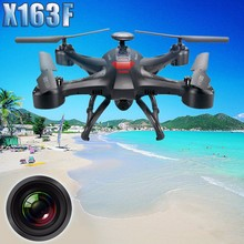XINLIN FPV RC Dron 7″ Quadcopter Drone 6 Axis Gyro With 2MP HD Camera LED Lights Flip 4CH 2.4GHz  Helicopter Toy Syma X8 X8C X8W