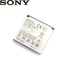 SONY 2pcs New Original EP500 1200mAh battery For SONY Ericsson Xperia ST17I ST15I SK17I High Quality Battery+Tracking Number sony ericsson hazel