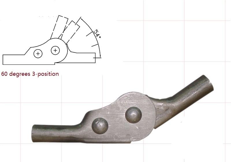 2pcs Lot Adjustable Angle Adjuster Mechanism Hinge