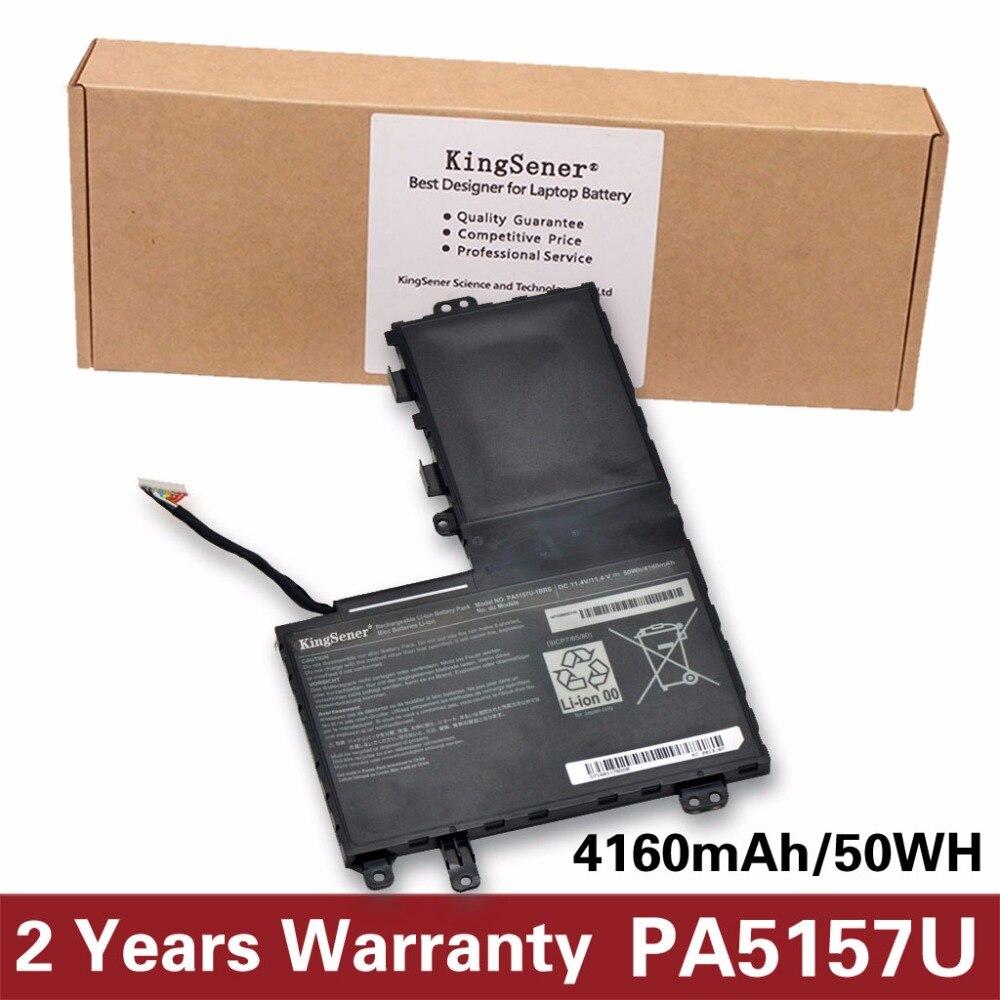 где купить KingSener PA5157U-1BRS Laptop battery for Toshiba Satellite U940 M40 M40-A M50T M50D U40t U40t-A U50t E45T E55t P55 S55t PA5157U по лучшей цене
