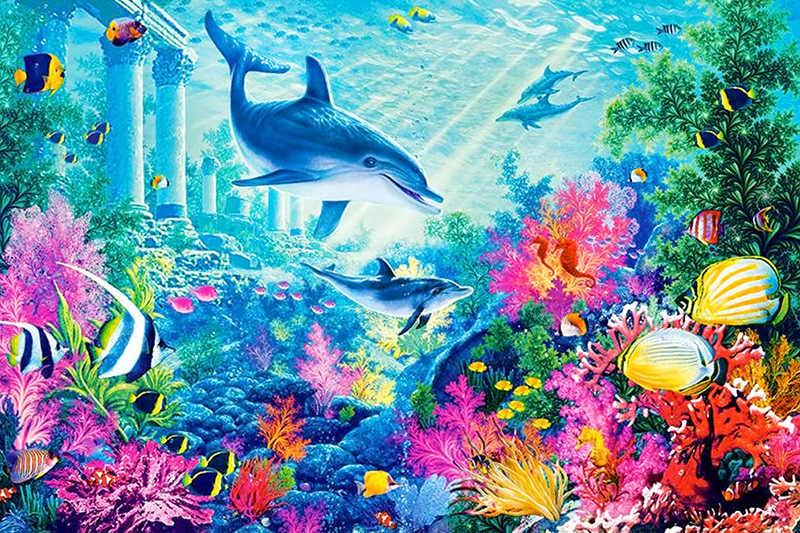 яркая картинка на тему моря них