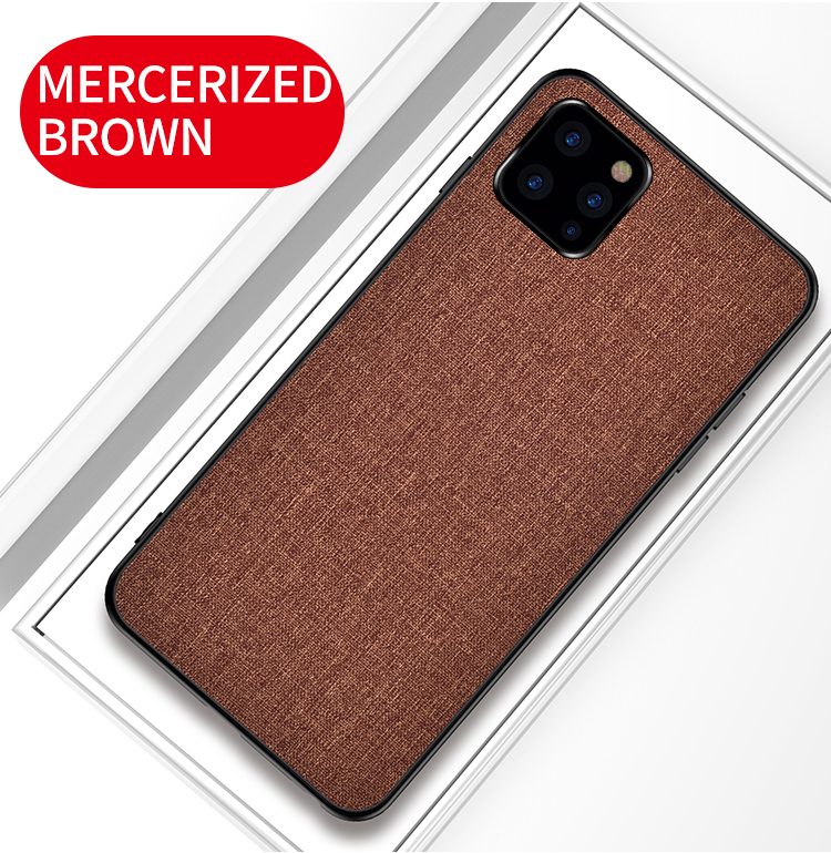 Joliwow Fabric Case for iPhone 11/11 Pro/11 Pro Max 57