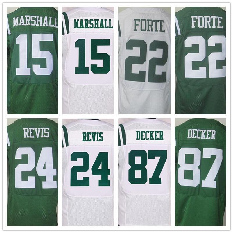 Wholesale nfl 87 Eric Decker New York Jets Jerseys