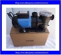 filter pump water circulation pump LX STP100 750W 1HP for Seafood fish pond swimming pool