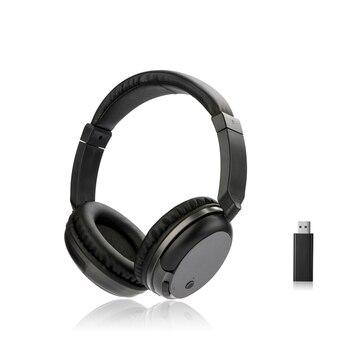 Haute qualité 5 en 1 casque sans fil regarder Tv écouteur casque sans fil pour MP3 PC stéréo TV FM iPod
