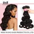 Model Style Hair Brazilian Body Wave Weave Bundles 8A Real Brazilian Hair 4 Bundles Virgin Hair Weaves Thick Bundles Queen Hair