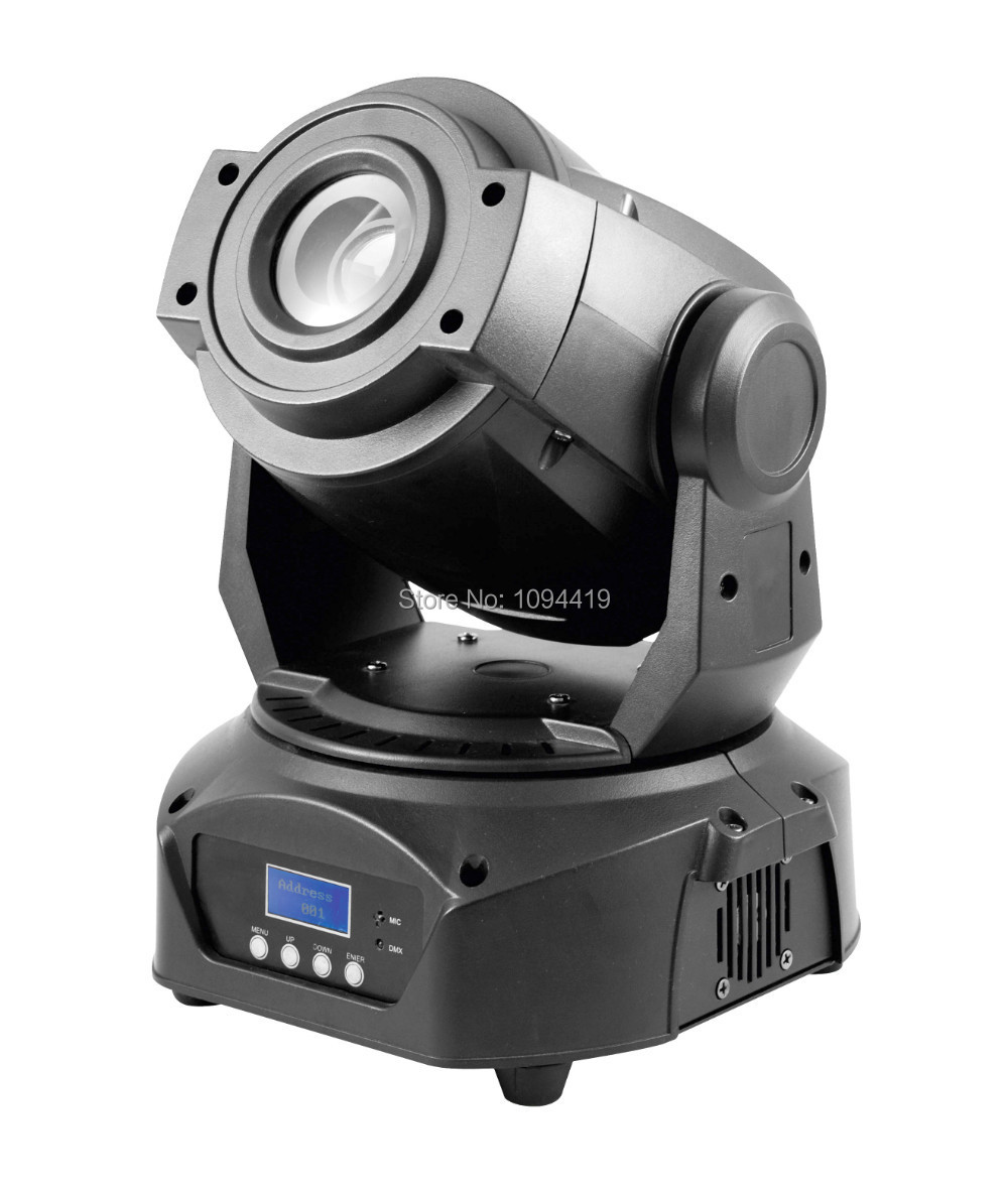 Free shipping 4lights 75w moving head 75w led moving head