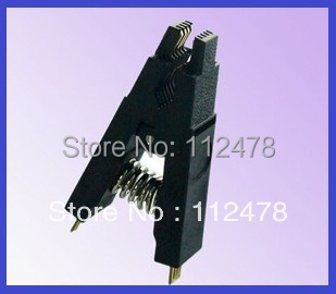 SOIC 8 WAY IC Test Clips
