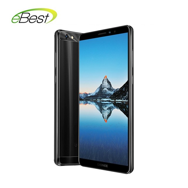 Gionee M7 Power Mobile Phone 6.0Inch 4G RAM +64G ROM Android Dual Sim Smartphone 5000mAh Battery 16MP+8MP Dual Cameras Cellphone