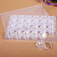 Transparent Acrylic Jewelry Storage Box Creative Small Object Parts Home Furnishing Storage Tank
