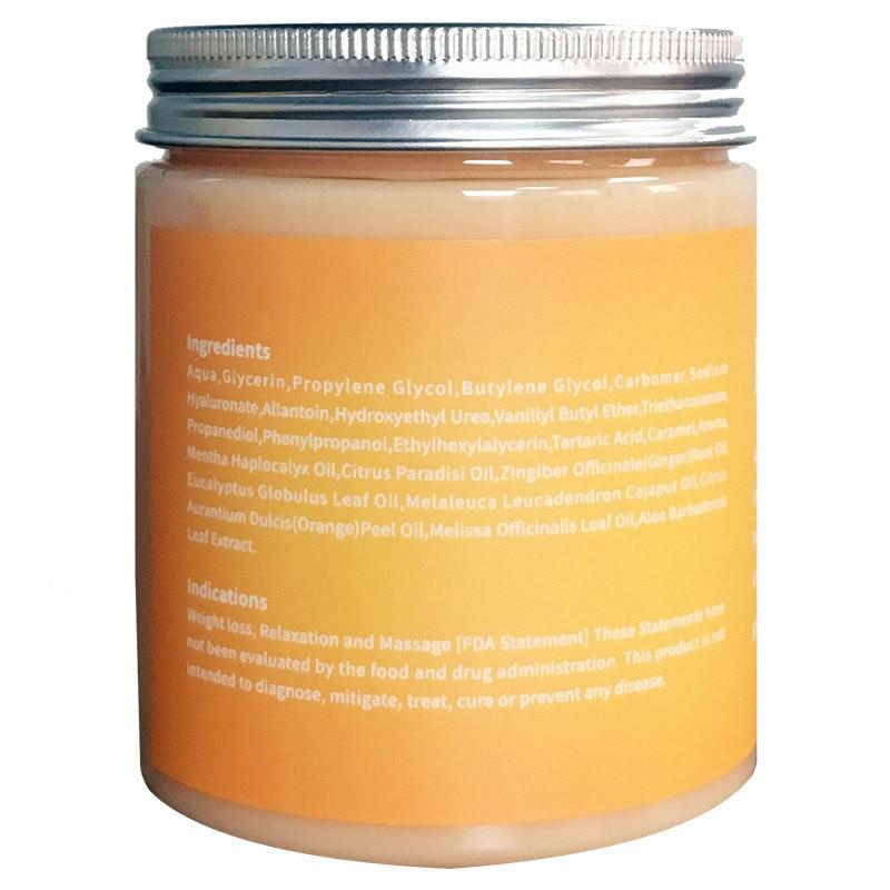 250g Massage Cream Hot Anti Cellulite Slimming Weight Loss Firming Body Massager Cream SN-Hot