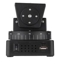 Zifon YT-260 Zdalnego Sterowania Napędem Pan Odgięcie Głowy dla Ekstremalnych Kamery Wifi Kamery i Smart phone