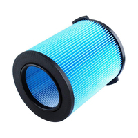2pcs Vacuum Sweeper Kit Filters For Ridgid WD1450 WD0970 VF5000 Wet Dry Filter Cleaning Vacuum Tool
