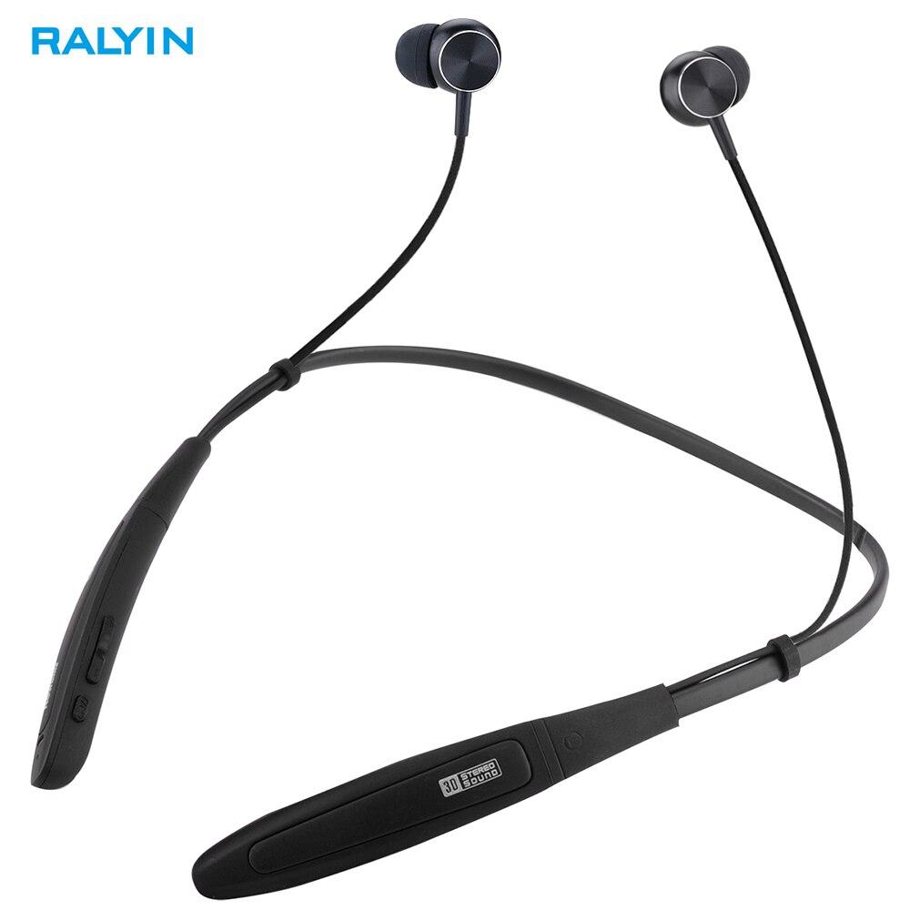 2018 nouveau lecteur Mp3 Ralyin Bluetooth Sport lecteur MP3 haute résolution sans perte musique lecteur MP3 8 GB mémoire étanche lecteur MP3