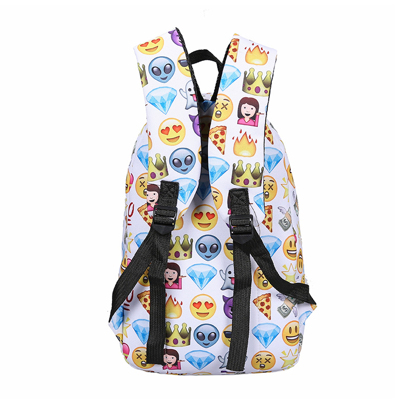 bolsa de escola de moda Women Bag Interior : Interior Slote Pocket
