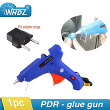 WHDZ 100W PDR Dent Removal Tools Car Paintless Dent Repair Glue Gun used for 11mm glue stick with 1pc EU Plug as gift 1pc used ic200mdl241 ic200chs022