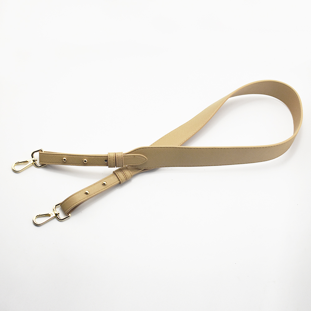 96cm Bag Strap Handbag Straps Replacement Parts Bag Belts Leather DIY Handmade Gray Handles for Women Shoulder Bags Accessories