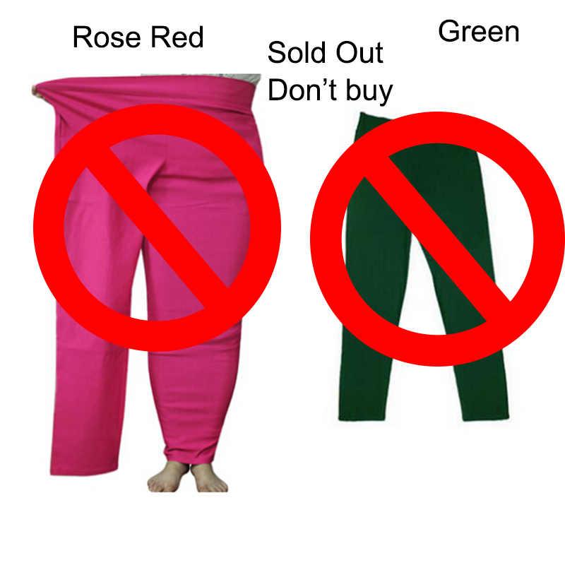 Uug 4XL 6XL 8XL 10XL Plus Size Vrouwen Potlood Broek Mode Grote Size Vrouwelijke Broek Vrouwen 2017 Lange Broek Voor vrouwen Zwarte Slanke
