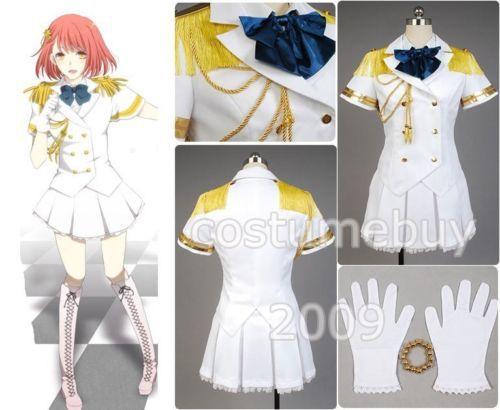 Anime Uta no Prince-sama: Maji Love 2000% Haruka Nanami Cosplay Costumes For Women Halloween Costume