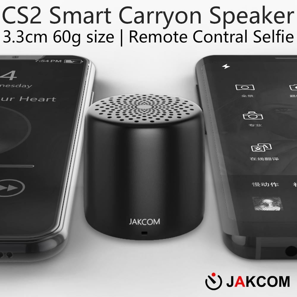 JAKCOM CS2 Smart Carryon Lautsprecher High-volumen Verbesserte Bass Mikrofon 30 minuten Für Schnelle Ladung Bluetooth Lautsprecher Tragbare Camp