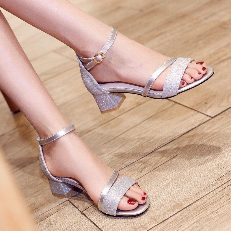 Deslizamiento Más M40 Gold En Tacones Zapatos Bajos Vigor Mujer kOnw0P