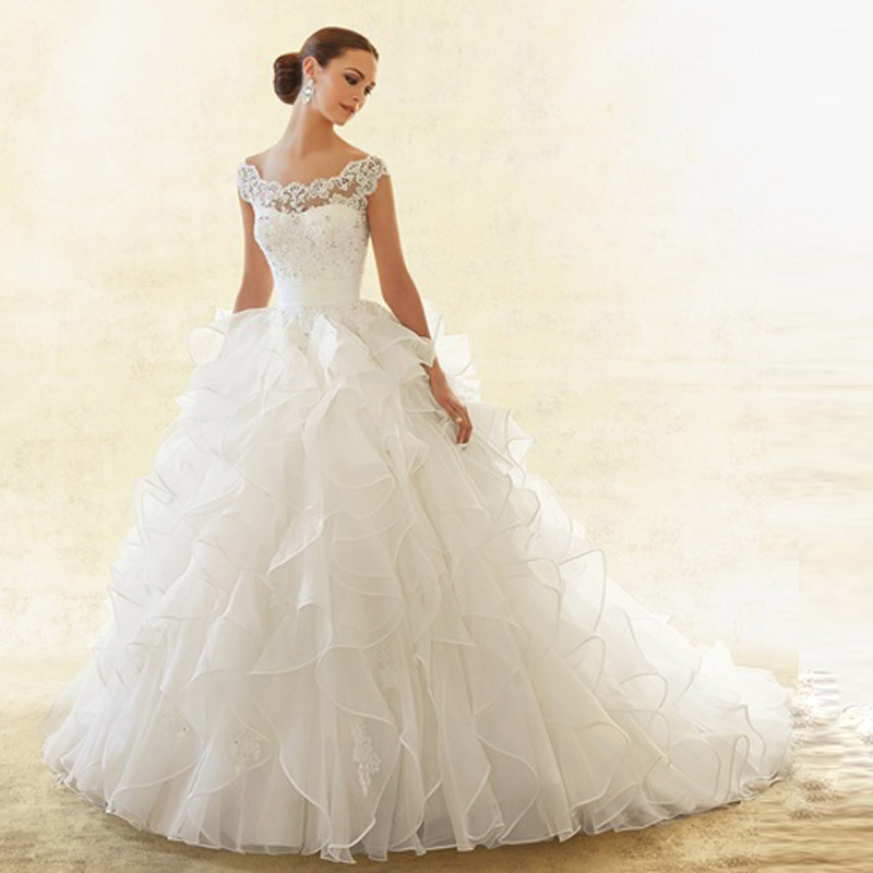 Compare Prices on Big Lady Wedding Dress- Online Shopping/Buy Low ...