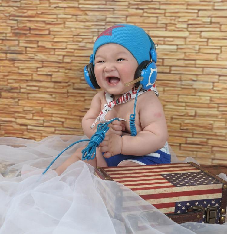 10 шт./лот Дизайн крышка младенца Звезда шапка хлопок шляпы мальчики и девочки подарок череп Шапки Шапка-бини 14 видов цветов доступны