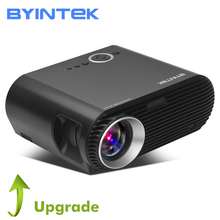 BYINTEK Brand BL127 1280×800 Movie Cinema Game USB HDMI fulL hD LCD LED Video Projector For 1080P Home Theater Party