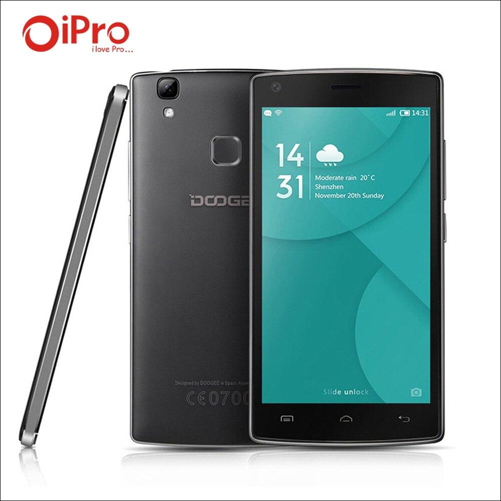 Doogee X5 MAX Pro font b Smartphone b font 5 0 Inch HD MTK6737 Quad Core