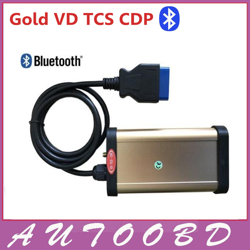 Hot !!! New version 2013.R3 VD TCS CDP pro plus Diagnostic tools for cars&trucks 2 in1 with BLUETOOTH - DHL free shipping new arrival new vci cdp with best chip pcb board 3 0 version vd tcs cdp pro plus bluetooth for obd2 obdii cars and trucks