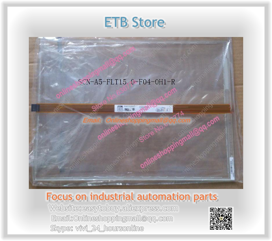 SCN-A5-FLT15.0-F04-0H1-R E767901 Touch Screen Touch Panel