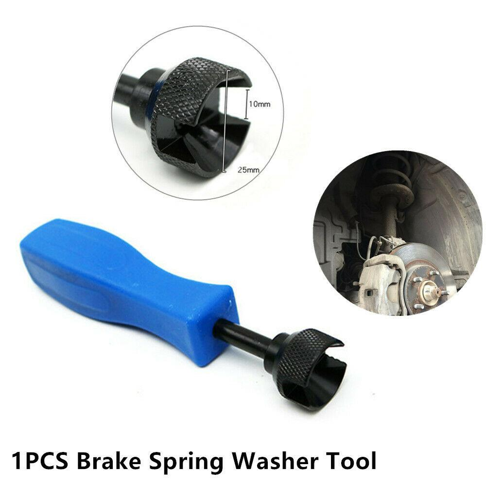 Dragonpad Car Drum Brake Spring Washer Shoe Tool Mechanics Retaining Brake Spring Removal Repair Tool
