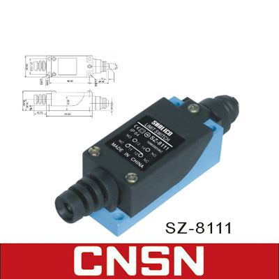 цена на industrial mechanical precision elevator limit switch ip65 micro switch 10A SZ(TZ ME)-8111